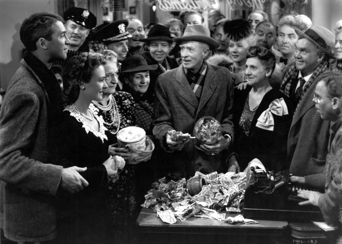 Bedford Falls or An Arts Organization You Know?