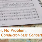 No Conductor No Problem Navigating A Conductor-Less Concert Part 1