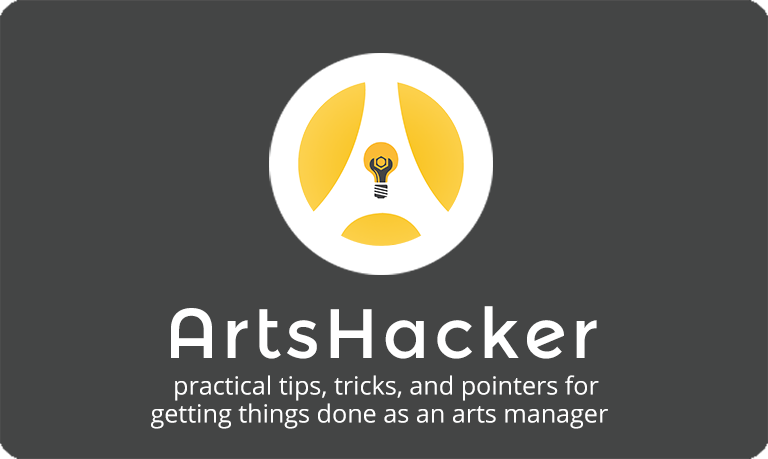 ArtsHacker Header